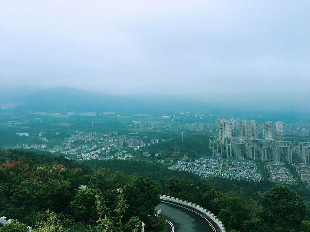 仁皇山风景区