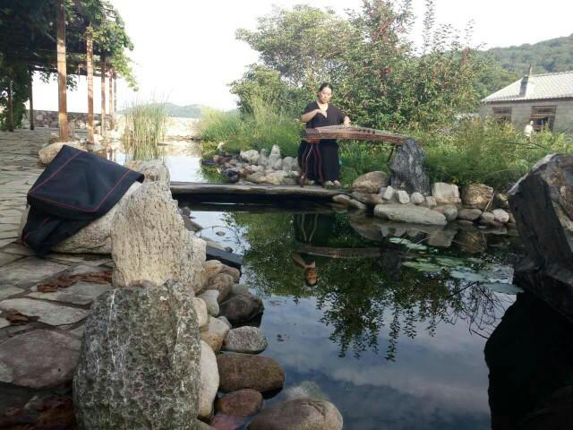 大连周边旅游,瓦房店龙门汤国家森林公园,石湖沟.