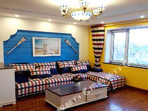 北戴河地中海主题风情家庭公寓