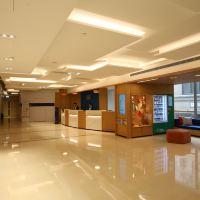 香港铜锣湾智选假日亚博体育app官网(Holiday Inn Express Hong Kong Causeway Bay)