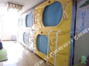 西宁火星太空舱