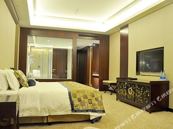 临沂蓝海国际饭店(园林度假酒店)1晚 入住园林式准5星