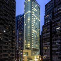 香港如心铜锣湾海景酒店(L'hotel Causeway Bay Harbour View Hong Kong)
