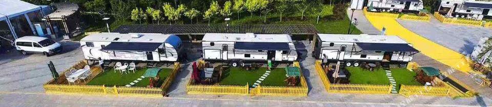 长海长滩房车营地