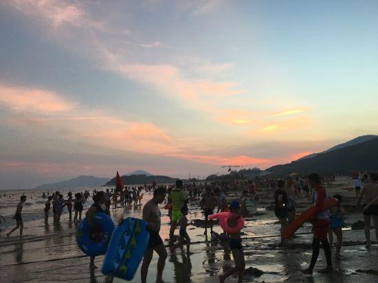 金海岸度假公寓·阳江海陵岛敏捷黄金海岸地图交通