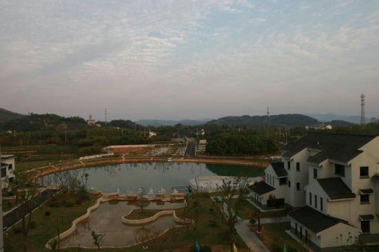 南山竹海云岭山庄度假酒店预订价格,联系电话位置