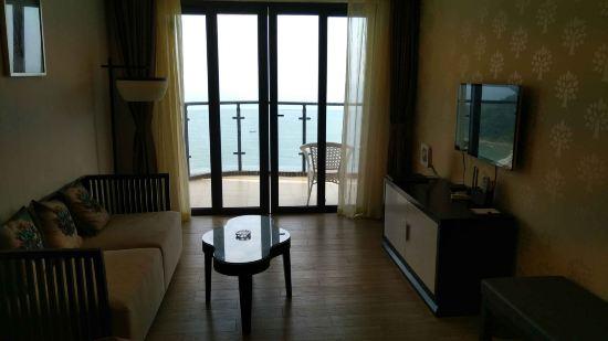 阳江海陵岛敏捷黄金岛维思瑞海滩度假酒店式公寓