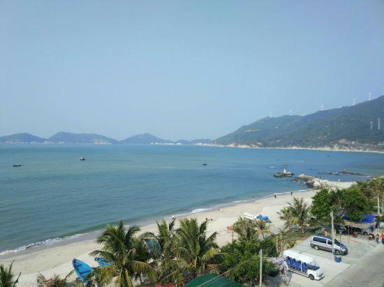 台山下川岛雷记海景度假别墅