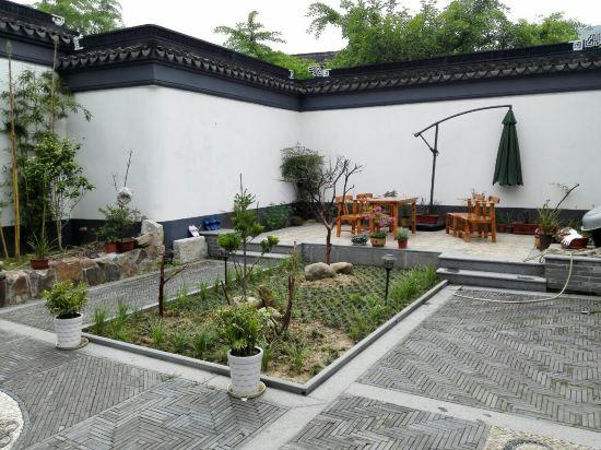 苏州能喝茶观风景