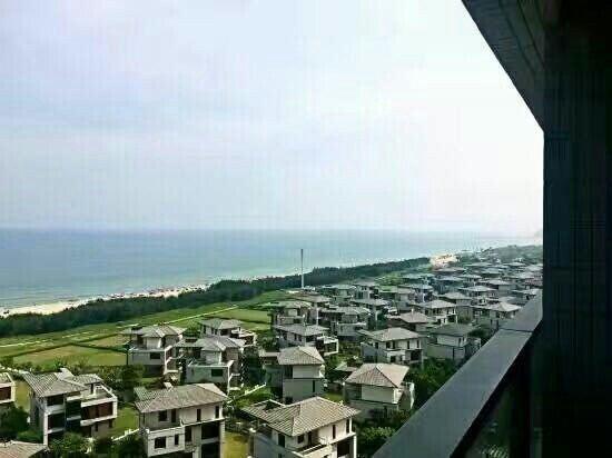 阳江保利海陵岛度假村保利p区海边公寓(原保利一线海景海洋之心公寓)