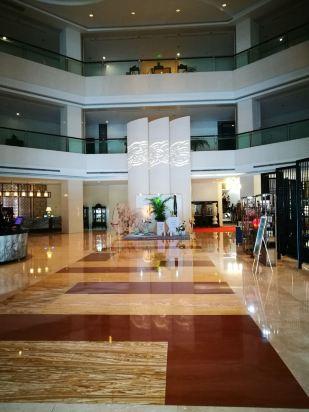 舟山海中洲国际大酒店公寓楼房间照片
