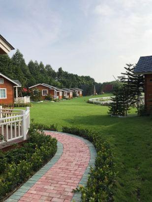 迪茵湖湖畔木屋别墅酒店