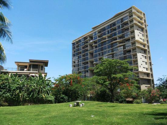 万科森林公园度假村有几家同等公寓酒店,去年九月入住过悦度假,对