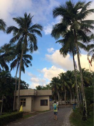 文昌椰林湾家庭旅馆