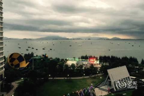 惠州巽寮湾海公园爱游度假酒店