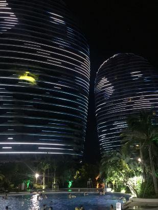 三亚三亚凤凰岛度假酒店点评