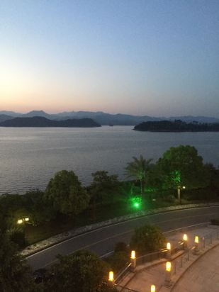 千岛湖天清岛度假酒店点评