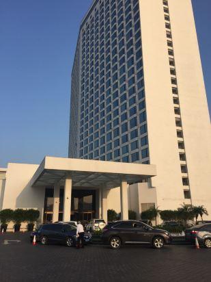 广州白天鹅宾馆房间照片
