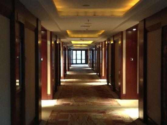 """"""" style=""""color:#0066cc;cursor:pointer;"""">联系方式     云南震庄迎宾馆位于市中心繁华地段,交通便利。拥有一流的环境,专业的设计,先进的会议配套设施。是政务会见,商务会谈,研讨会的首选之地。   云南震庄迎宾馆新建综合楼拥有会议室,多功能厅,会见厅以及贵宾休息室共四间供不同用途的会议会见用厅室。位于综合楼北面的会议室可容纳30人,会见厅可容纳10人,均为淡黄大花地毯搭配现代设计艺术品。多功能厅是集多种会议功能于一体的会议厅。最多时可容纳200人。配备了大型条"""