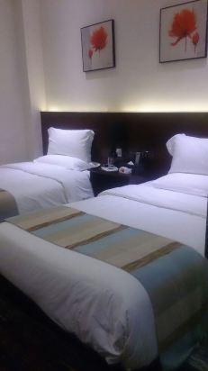 赤水大陆假日酒店(竹苑路店)