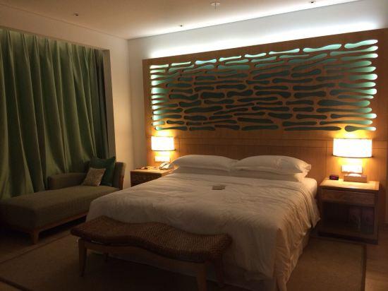酒店环境很好,卧室较……,三亚海棠湾喜来登度假酒店