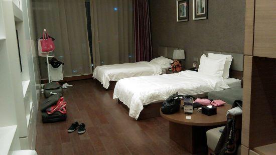 青岛青岛远雄悦来酒店公寓点评