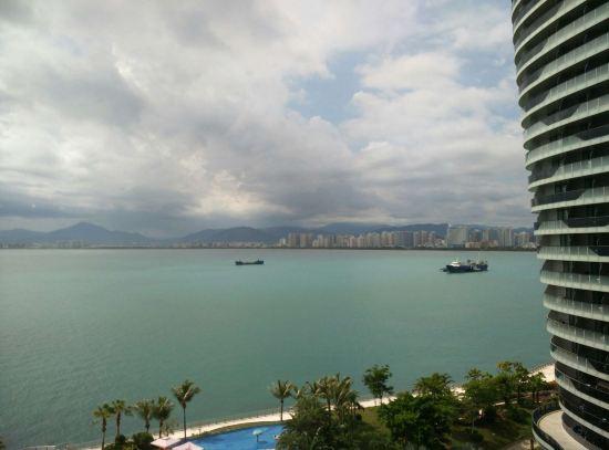 三亚三亚凤凰岛海洋之星度假酒店点评