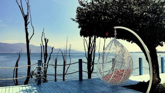 大理市大理洱海月亮岛湖景客栈点评