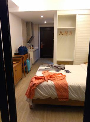 阳江阳江海陵岛敏捷黄金岛维思瑞海滩度假酒店式公寓点评