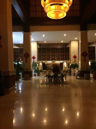 云县三江半岛大酒店