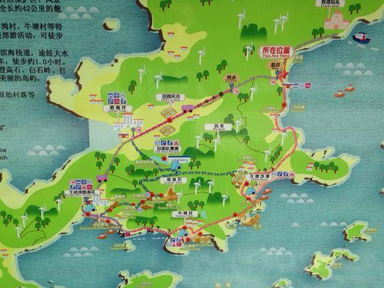 台山地图全图地