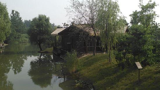 扬州隐居逸扬凤凰岛温泉度假村落