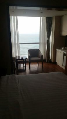 关于国际海景城公寓酒店(威海高铁北站海水浴场店)