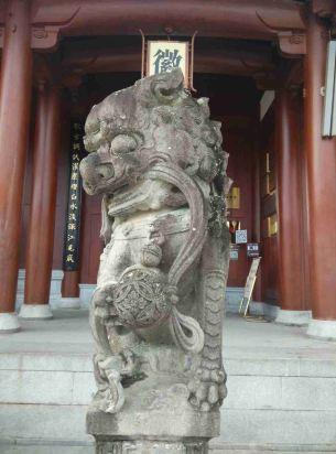 歙县古石雕图片