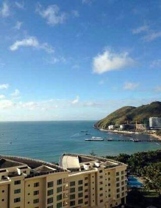 三亚海边人度假公寓
