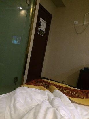 关于罗田蓝海大酒店