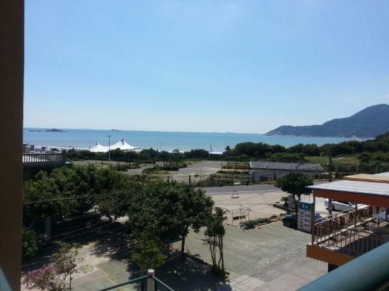 舟山朱家尖海滩度假酒店(农家乐)