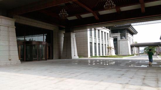 重庆渝州宾馆游泳池