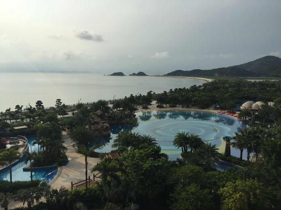 珠海长隆横琴湾酒店预订价格