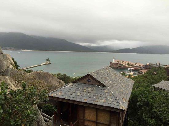 三亚分界洲岛海钓会所预订价格