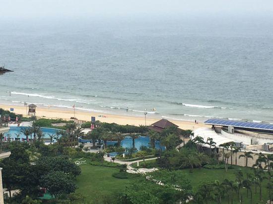 阳江海陵岛海王星酒店(保利银滩公寓房)