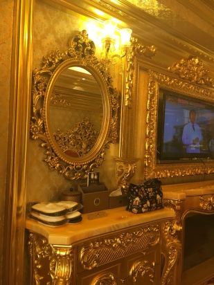 欧式皇宫卧室镜子