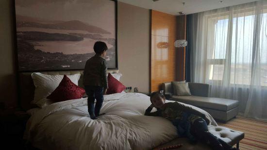 葫芦岛百大万美温泉酒店