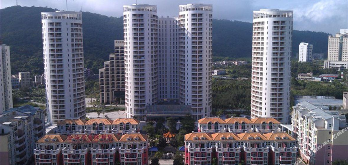 阳江市海陵岛颐源阁度假公寓闸坡大角湾店图片