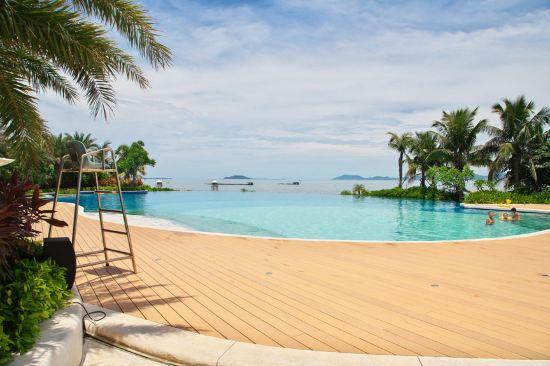 三亚凤凰岛金帆船国际度假公寓