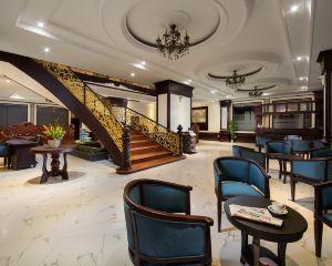 香港-永珍自由行 越南航空公司萬象金太陽酒店
