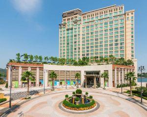 香港-香港 2天自由行 香港愉景灣酒店 香港巧克力博物館