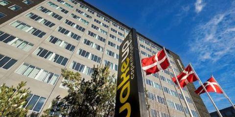 芬蘭航空公司甦醒哥本哈根貝爾斯托夫斯蓋德酒店