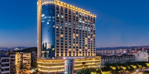 中國國際航空公司福州西方海悅酒店