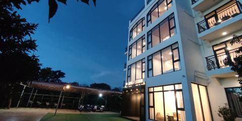 中國國際航空公司+潿洲島梵宿棲海岸輕奢海景酒店